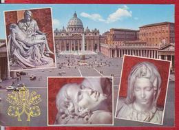 VATICAN POSTCARD UNUSED - Vatican