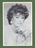 RUE McCLANAHAN Original In Person Signed Photo AUTOGRAPHE / AUTOGRAMM  10/15 Cm - Autographes