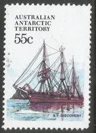 Australian Antarctic Territory. 1979 Ships. 55c MH. SG 51 - Ongebruikt