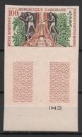 Gabon - 1960 - PA N°Yv. 2 - Congrès Forestier - Non Dentelé / Imperf. - Neuf Luxe ** / MNH / Postfrisch - Trees
