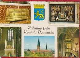 UPPSALA SWEDEN  POSTCARD UNUSED - Sweden