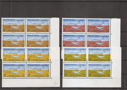 Koweit - Avions  ( PA 5/8 En Blocs De 4 XXX -MNH) - Kuwait