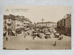 Etterbeek. Place Jourdan. Le Marché - Etterbeek