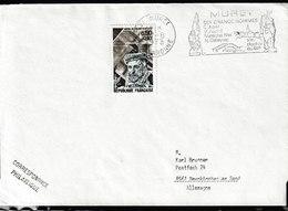 H 197) Frankreich MWSt MURET 1973: Große Männer Der Stadt: Clément Ader, Auriol, Nicolas Dalayrac Musik, Marschall Niel - Francia