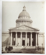 (Paris) Le Panthéon. 1870-80. - Foto