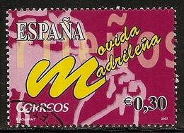2007-ED. 4320 CORTADO DE H.B.-LA MOVIDA MADRILEÑA-USADO - 2001-10 Usati