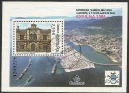 2006-ED. 4236 H.B.-EXFILNA'06.ALGECIRAS (CADIZ)-USADO- - 1931-Hoy: 2ª República - ... Juan Carlos I