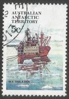 Australian Antarctic Territory. 1979 Ships. 5c Used. SG 39 - Australian Antarctic Territory (AAT)