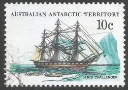 Australian Antarctic Territory. 1979 Ships. 10c Used. SG 40 - Territoire Antarctique Australien (AAT)