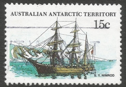 Australian Antarctic Territory. 1979 Ships. 15c Used. SG 42 - Territoire Antarctique Australien (AAT)