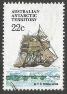 Australian Antarctic Territory. 1979 Ships. 22c Used. SG 44 - Australian Antarctic Territory (AAT)