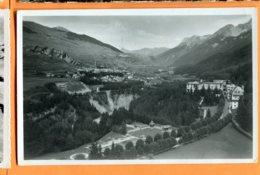 SPR041, Vulpera Mit Schwimmbad, édit. Foto Rauch, Circulée 1938 - GR Grisons