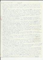 Magritte - Boontje Van L.P. Boon - Manuscrits