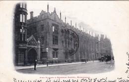 KING EDWARD'S GRAMMAR SCHOOL, BIRMINGHAM. CIRCULEE 1906 TO BUENOS AIRES - BLEUP - England