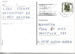 H 182) DDR 1990 MWSt DESSAU: Kühlwagen, Eisenbahn - Trains
