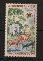 Niger - 1960 - Poste Aérienne N°Yv. 18 - Faune / Animals - Neuf Luxe ** / MNH / Postfrisch - Timbres