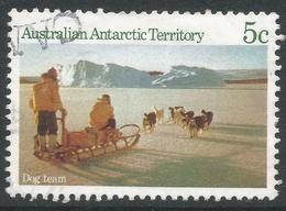 Australian Antarctic Territory. 1984 Antarctic Scenes. 5c Used. SG 64 - Australian Antarctic Territory (AAT)