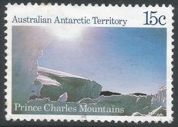 Australian Antarctic Territory. 1984 Antarctic Scenes. 15c Used. SG 66 - Australian Antarctic Territory (AAT)