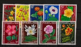 Niger - 1964-65 - N°Yv. 135 à 143 - Fleurs / Flowers - Neuf Luxe ** / MNH / Postfrisch - Végétaux