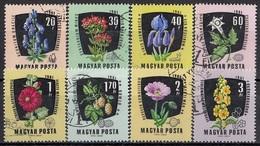 HUNGARY 1799-1806,used,flowers - Végétaux