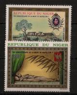 Niger - 1971 - Poste Aérienne PA N°Yv. 157 à 158 - Napoléon - Neuf Luxe ** / MNH / Postfrisch - Napoléon