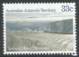 Australian Antarctic Territory. 1984 Antarctic Scenes. 33c Used. SG 70 - Territoire Antarctique Australien (AAT)