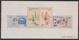 Niger - 1972 - Bloc Feuillet BF N°Yv. 9 - Olympics / Munich 72 - Neuf Luxe ** / MNH / Postfrisch - Ete 1972: Munich