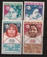 Niger - 1974 - Poste Aérienne PA N°Yv. 237 à 240 - UPU - Neuf Luxe ** / MNH / Postfrisch - UPU (Union Postale Universelle)