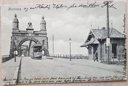 Germany Harburg Elbbrücke 1906 - Non Classificati