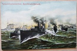Germany Kiel Torpedoboots - Germania