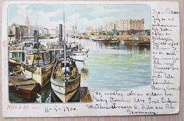 Germany Köln Hafen 1900 - Germania
