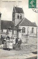 PM800 * BASLIEUX-les-FISMES L'église - France