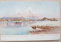 Greece 1910 Corfou - Grecia