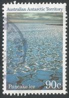 Australian Antarctic Territory. 1984 Antarctic Scenes. 90c Used. SG 76 - Australian Antarctic Territory (AAT)