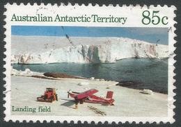 Australian Antarctic Territory. 1984 Antarctic Scenes. 85c Used. SG 75 - Australian Antarctic Territory (AAT)