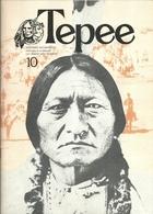 """3378 """"TEPEE-SOCONAS INCOMINDIOS-COMIT. DI SOLIDARIETA' CON I POPOLI NATIVI AMERICANI-N°10-1988""""80 PAG. - C  - ORIGINALE - Storia, Filosofia E Geografia"""