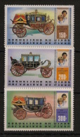 Niger - 1981 - N°Yv. 541 à 543 - Princess Diana - Neuf Luxe ** / MNH / Postfrisch - Niger (1960-...)