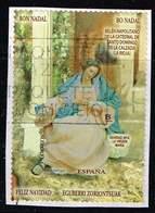 Spanien 2016, Michel # 5119 O Christmas: Virgin Mary (Cathedral Of Santo Domingo De La Calzada) - 1931-Aujourd'hui: II. République - ....Juan Carlos I