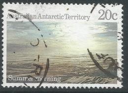 Australian Antarctic Territory. 1984 Antarctic Scenes. 20c Used. SG 67 - Territoire Antarctique Australien (AAT)