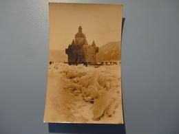 Burg Pfalzgrafenstein Im Winter 1929 /Mainz Foto- Karte Kämmer- Lebret (5121) - Kaub