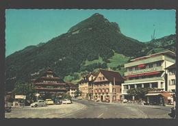 Gersau - Hotel Beau Rivage - Classic Car VW Kever / Coccinelle / Käfer / Beetle - SZ Schwyz