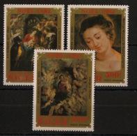Niger - 1982 - Poste Aérienne PA N°Yv. 304 à 306 - Noel / Christmas / Rubens - Neuf Luxe ** / MNH / Postfrisch - Niger (1960-...)
