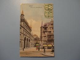 Basel Post Und Gewerbebank 1906 (5123) - BS Bâle-Ville