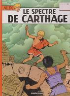 Alix - N°13 - Le Spectre De Carthage - Alix