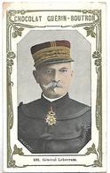CHROMO - CHOCOLAT GUERIN BOUTRON - 492 - Général Leberram - Guérin-Boutron
