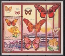 Niger - 1991 - Bloc Feuillet BF N°Yv. 57 - Papillon / Butterfly - Neuf Luxe ** / MNH / Postfrisch - Papillons