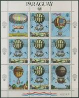 Paraguay 1983 200 Jahre Luftfahrt Ballon 3617 K Postfrisch (C12915) - Paraguay