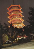 Postcard Singapore The Pagoda  My Ref  B23557 - Singapore