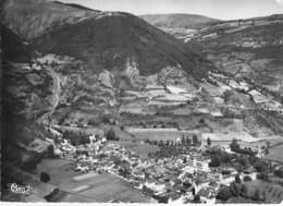 65 - GUCHEN : Vue Générale Aérienne - CPSM Dentelée Noi Et Blanc Grand Format - Hautes Pyrenées - Non Classés