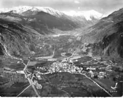 66 - LATOUR DE CAROL : Vue Générale Vers Le Puymorens - CPSM Dentelée N/B GF 1960 - Pyrenées Orientales - France
